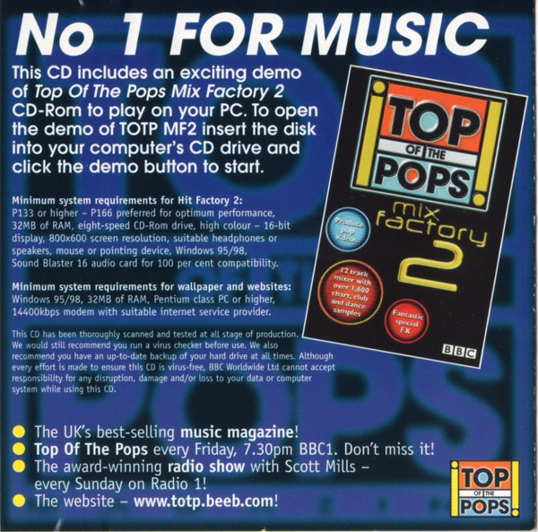 TOTP Mix Factory 2 Demo