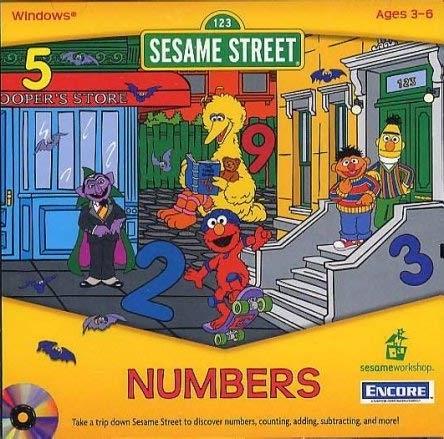 Sesame Street: Numbers (1998)