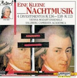Mirring Quartet - Divertimento for string quartet (or string orchestra) in D major (