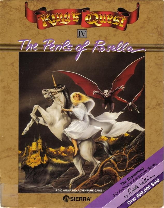 Kings Quest IV[ PC]