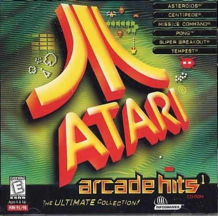 Atari Arcade Hits Volume 1 (1999)