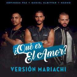 DANIEL ELBITTAR FT. ESPINBOZA & NACHO - QUE ES EL AMOR