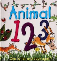 Cover of: Animal 123 | Kate Sheppard