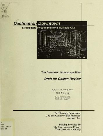 Destination downtown by Evan Stuart Rose