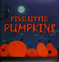 Cover of: Five little pumpkins | Ben Mantle