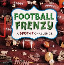 Cover of: Football frenzy   Sarah L. Schuette