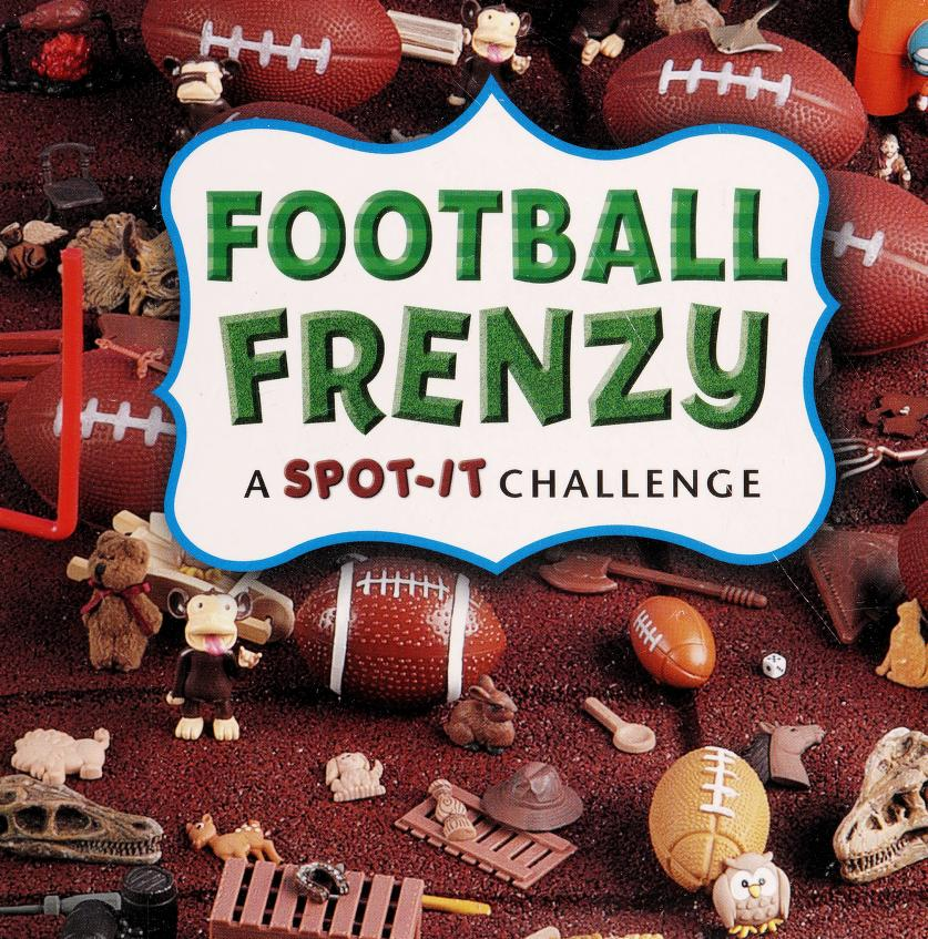 Football frenzy by Sarah L. Schuette