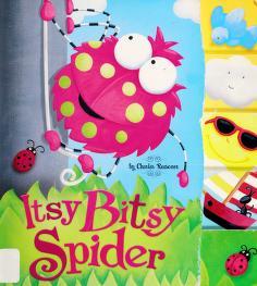 Cover of: Itsy bitsy spider | Charles Reasoner