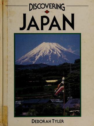 Cover of: Japan | Deborah Tyler