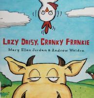 Cover of: Lazy Daisy, cranky Frankie | Mary Ellen Jordan