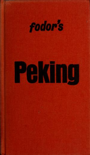 Peking by Odile Cail