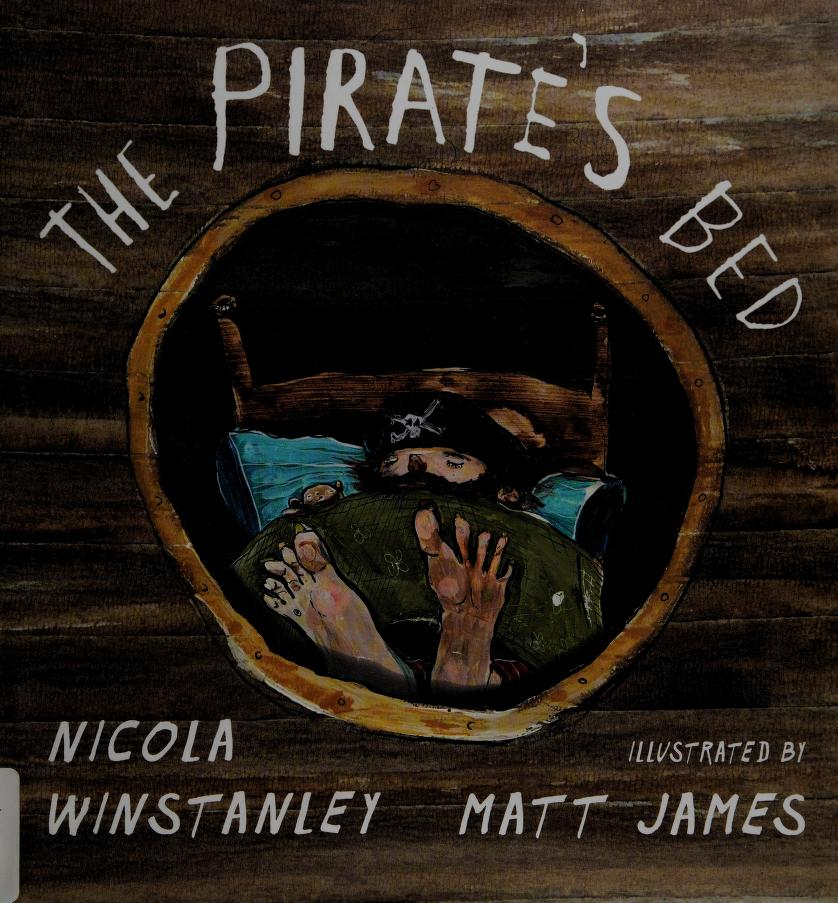 The pirate's bed by Nicola Winstanley