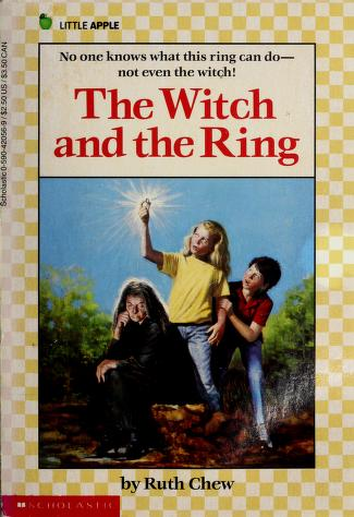 Cover of: The witch and the ring | Ruth Chew