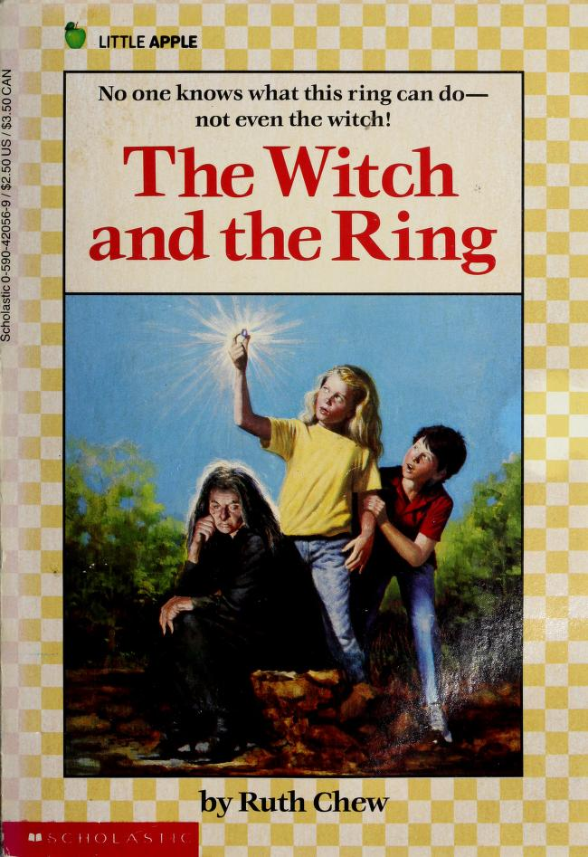 The witch and the ring by Ruth Chew